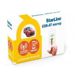 StarLine GSM+BT Мастер 6