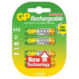 Аккумулятор GP 100AAAHCBB-2PLC4 4BP (3+1)