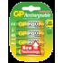 Аккумулятор GP 270AAHCBB8-2PLC4 4BP (3+1)