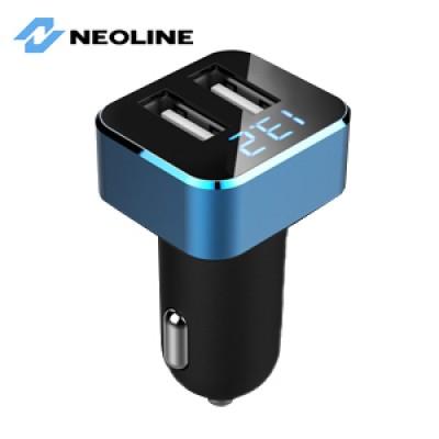 Автомобильное зарядное устройство NEOLINE VOLTER D2 USB 2.1A