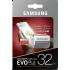 Samsung Evo Plus microSDHC 32Gb + SD адаптер (MB-MC32GA)