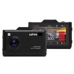 Видеорегистратор с радар-детектором AXPER Combo Hybrid