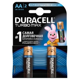 Батарейка DURACELL TurboMax LR6/MX1500 2BP
