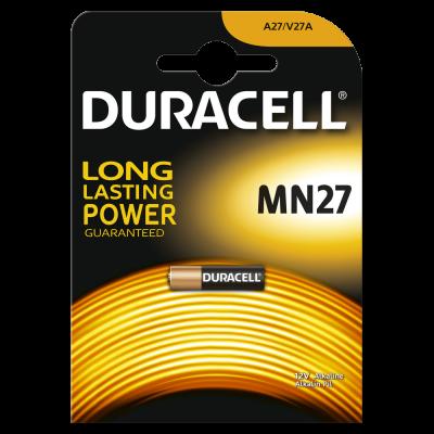 Батарейка DURACELL A27/MN27 BP