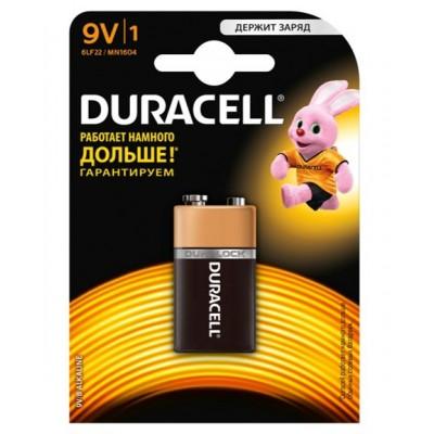 Батарейка DURACELL 9V/MN1604 BP