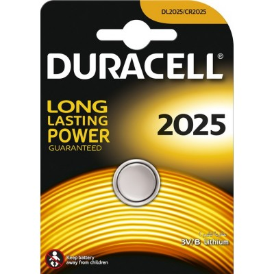 Батарейка DURACELL Lithium DL2025 BP