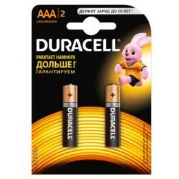 Батарейка DURACELL LR03/MN2400 2BP