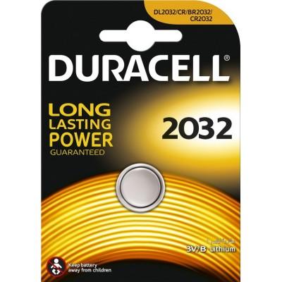 Батарейка DURACELL Lithium DL2032 BP