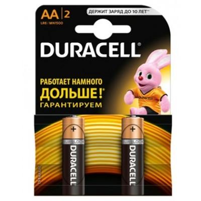 Батарейка DURACELL LR6/MN1500 2BP