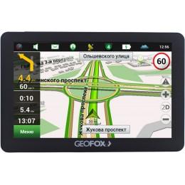 Навигатор Geofox MID 502 GPS