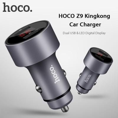Автомобильное зарядное устройство HOCO Z9
