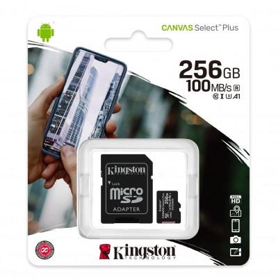 Kingston Canvas Select Plus microSD 256GB
