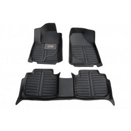 3D/5D коврики Volkswagen Jetta VI, 2010-н.в.