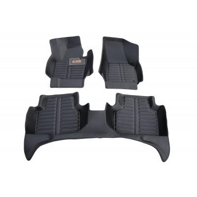 3D/5D коврики Volkswagen Passat B7, 2011-2015